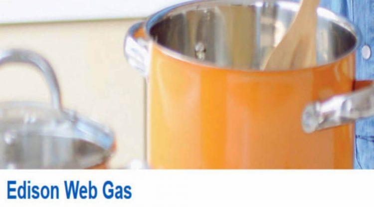 edison web gas
