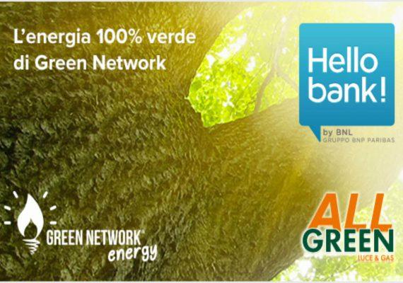 green network hallo bank
