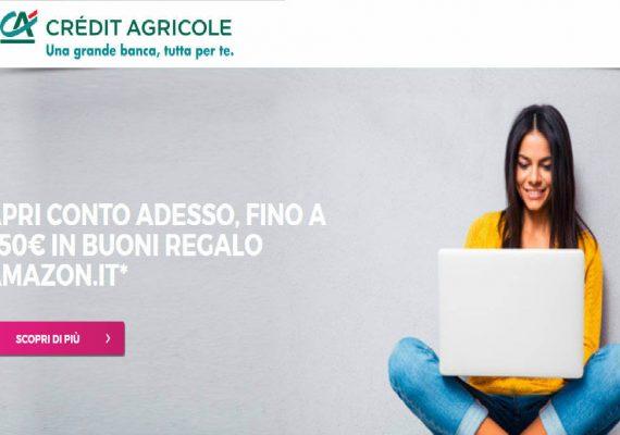 credit agricole conto