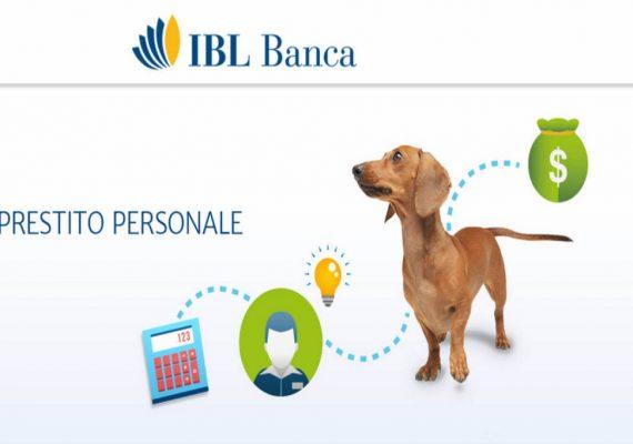 ibl banca prestito
