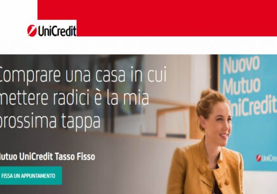 UniCredit mutuo