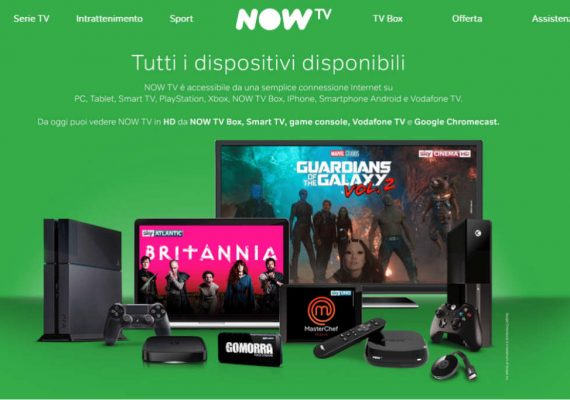 nowtv pay tv