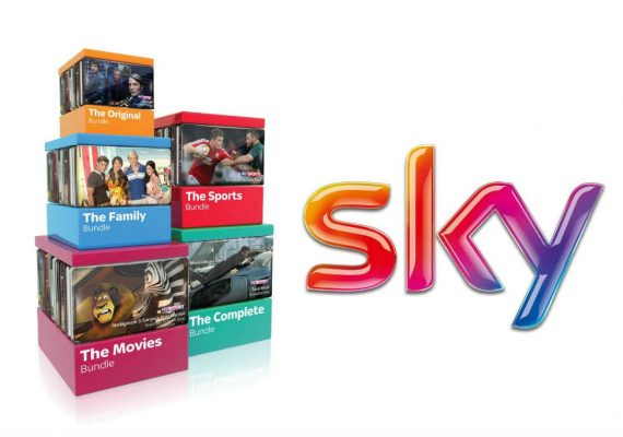 sky paytv satellitare