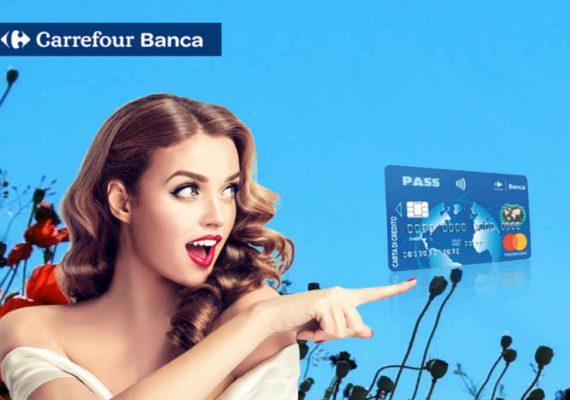 carrefour pass carta credito