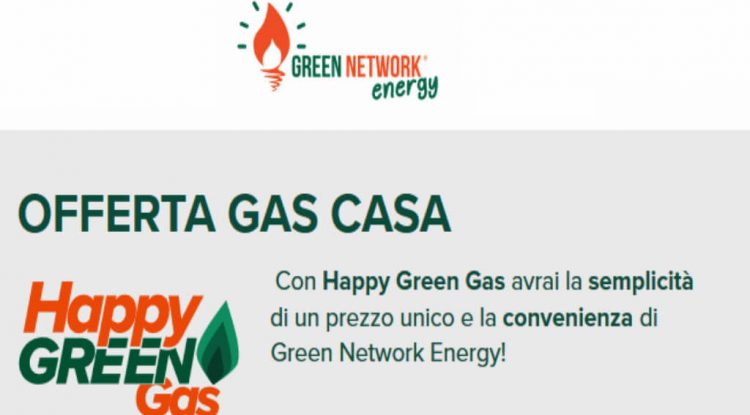 greennetwork gas