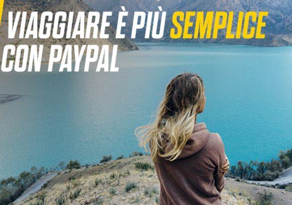 offerta paypal viaggi