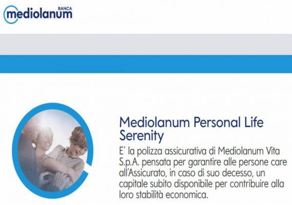 mediolanum personal life
