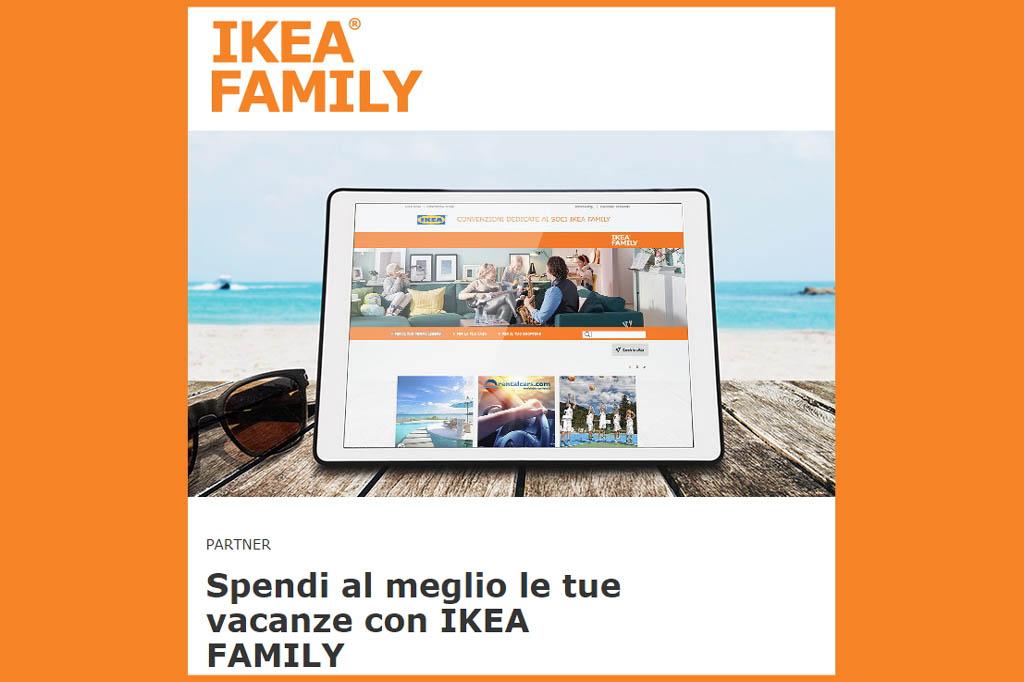 Risparmia Su Vacanze E Divertimento Con Ikea Family