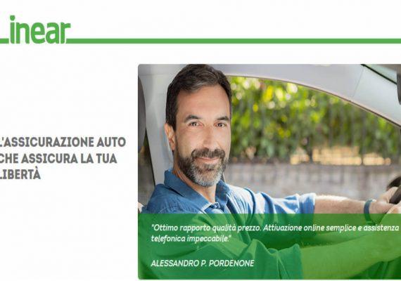 linear assicurazioni auto