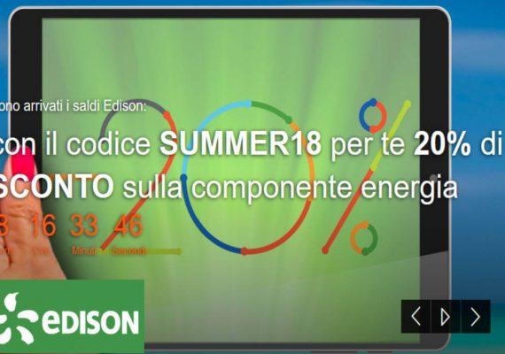 edison summer