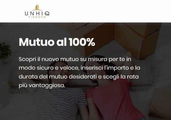 mutuo unhiq finance