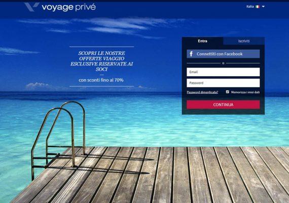voyage prive offerta