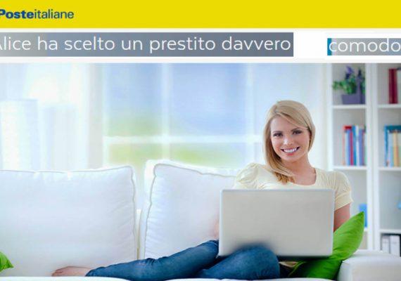 prestito online poste