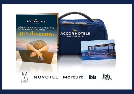 accorhotels offerta amazon