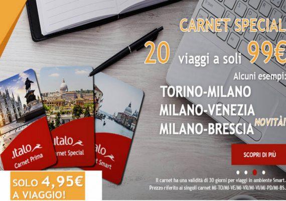 italo special carnet