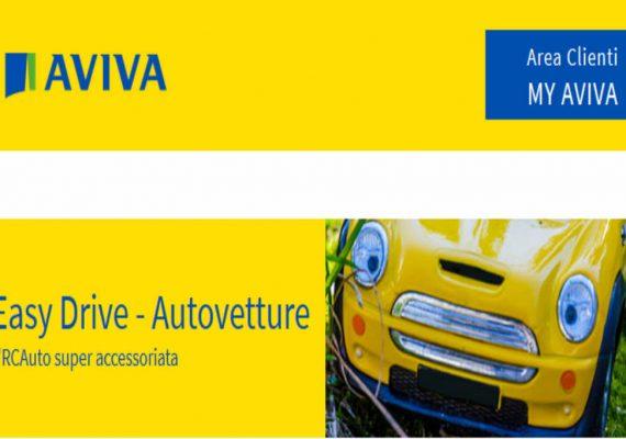 aviva easy drive