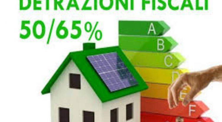 detrazioni fiscali energia