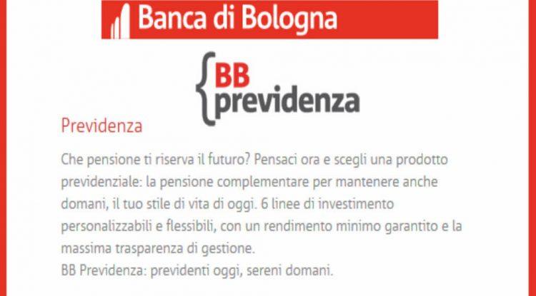 banca bologna previdenza