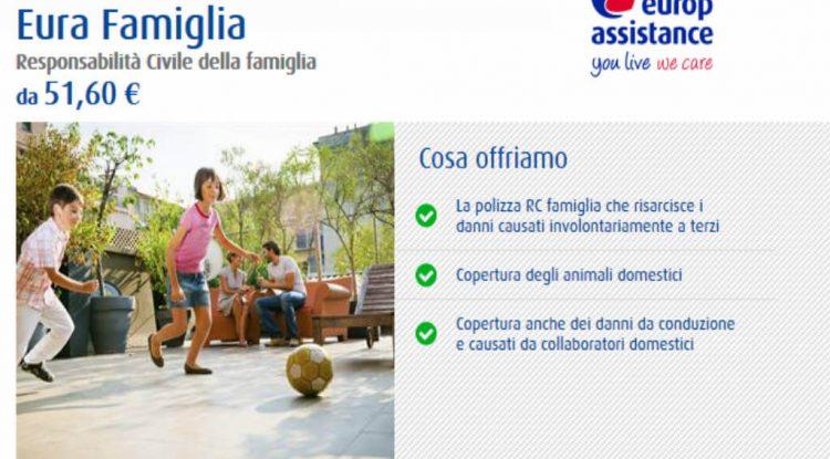 europ assistance famiglia