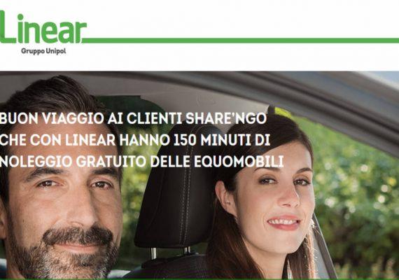 linear share'ngo