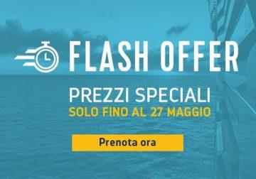 Royal Caribbean Flash Offer: prenota entro il 27 maggio e risparmi fino al 30%