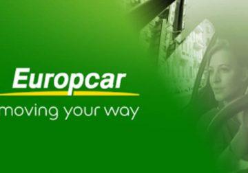 Noleggia la tua auto con Europcar e risparmia fino al 25%
