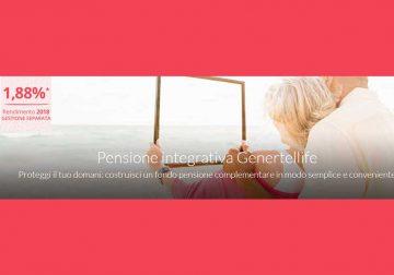 Pensionline: scegli la pensione integrativa di Genertellife più adatta a te