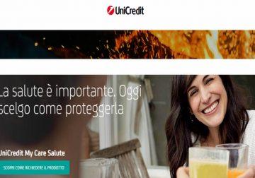 Vivi sereno con My Care Salute di UniCredit