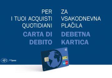 Usa la carta di debito ZKB per pagare e prelevare in tutto il mondo