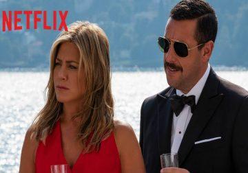 Murder Mystery: abbonati per guardare il nuovo film originale Netflix