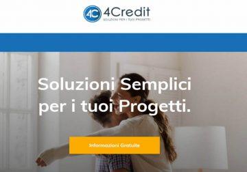 Prestiti per ogni esigenza con 4Credit