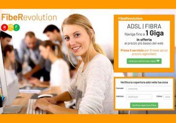 FibeRevolution: naviga in rete senza limiti a 19,90 € al mese per sempre