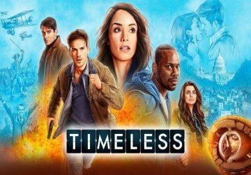 Timeless: il film conclusivo in arrivo su Sky