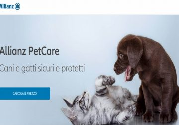 Assicura il tuo animale con Allianz