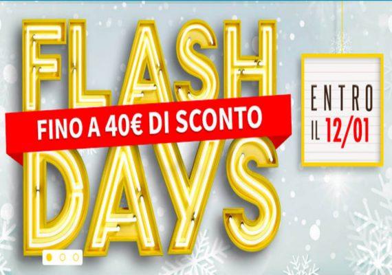 flash days eni
