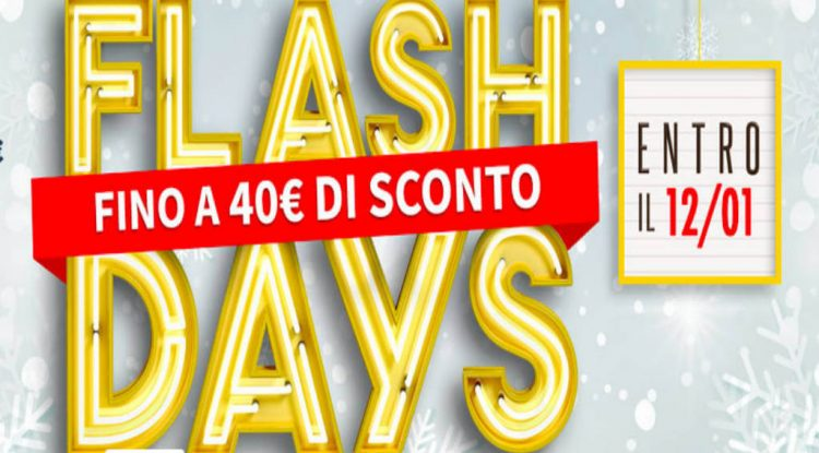 flash days eni
