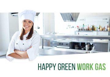 Happy Green Work Gas: l'offerta green pensata per professionisti e imprese