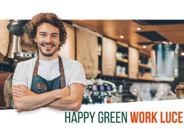 Happy Green Work Luce: l'offerta green pensata per professionisti e imprese